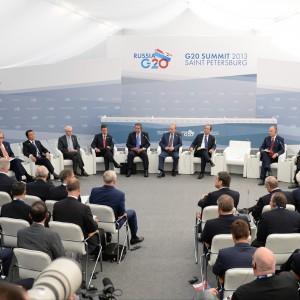 G20 San Petersburgo